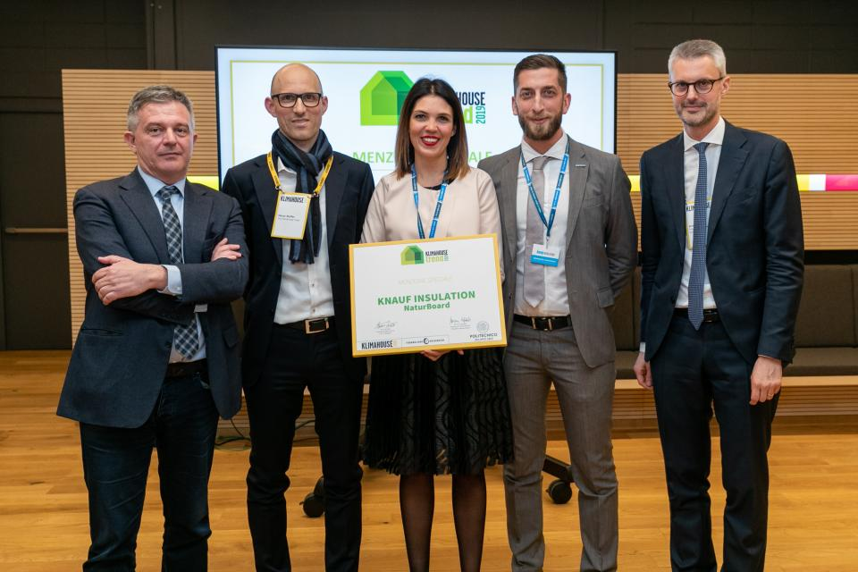Knauf Insulation a KLIMAHOUSE 2019